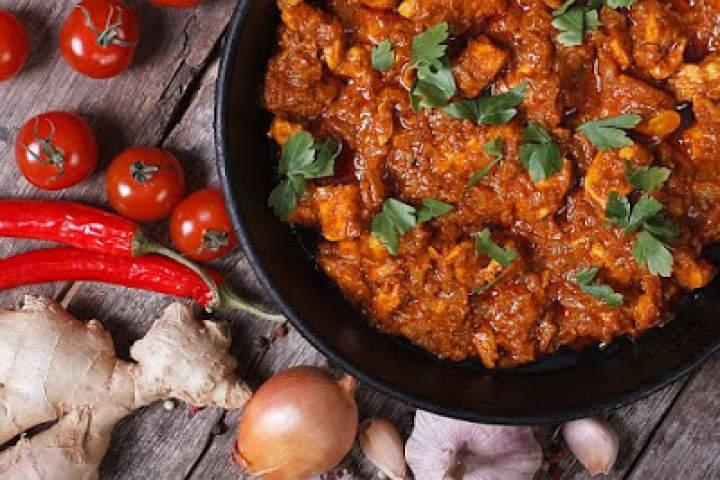 Kurczak po indyjsku – butter chicken