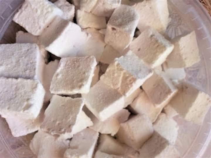 Marshmallow – domowe pianki