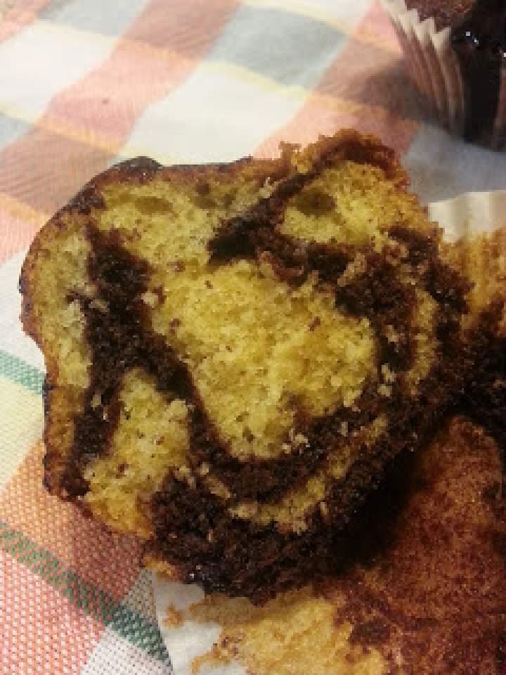 Muffinki zeberki