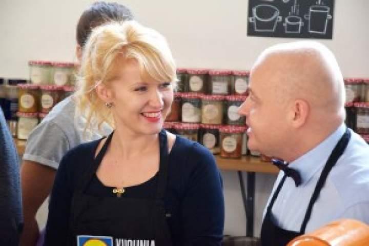 Warsztaty Kuchnia Polska nasłodko według Pawła Małeckiego