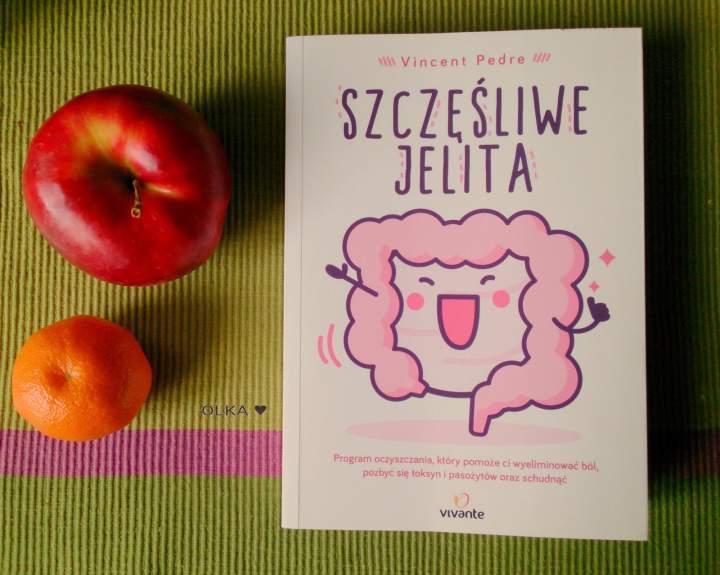 ,,SZCZĘŚLIWE JELITA,, recenzja książki