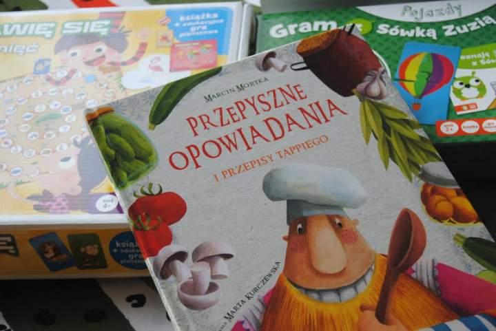 Gramy i czytamy z dziećmi – propozycje dla 2- i 4-latka Wydawnictwa Zielona Sowa