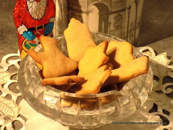 Adwentowe ciasteczka korzenne