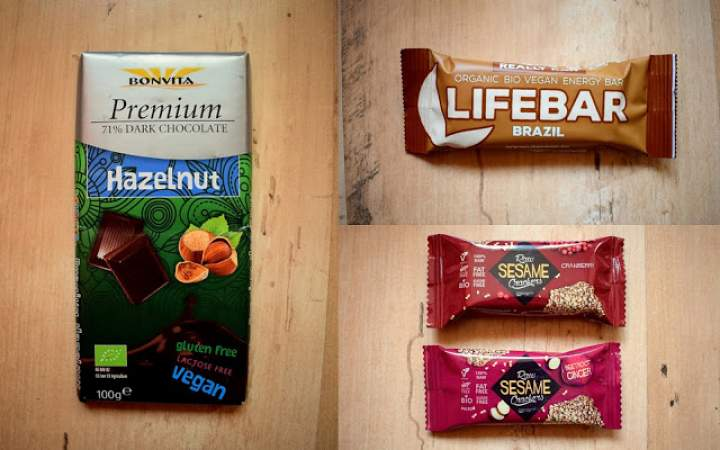 Wegańskie i ekologiczne słodycze od Bio-Kraina :)