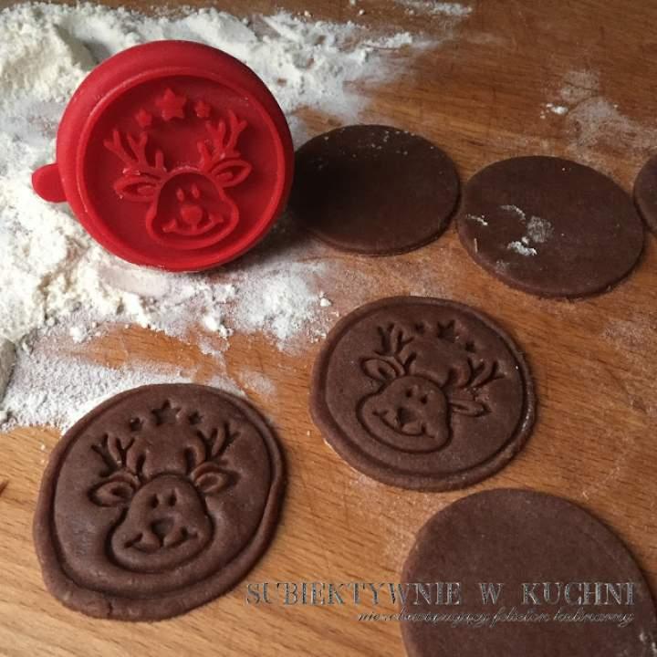 Stemplowane ciasteczka