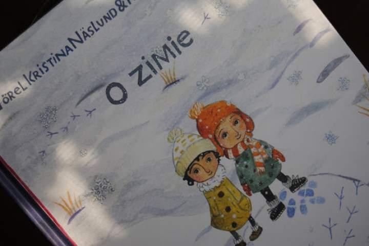 """""""O zimie"""" – propozycja książki dla dzieci"""