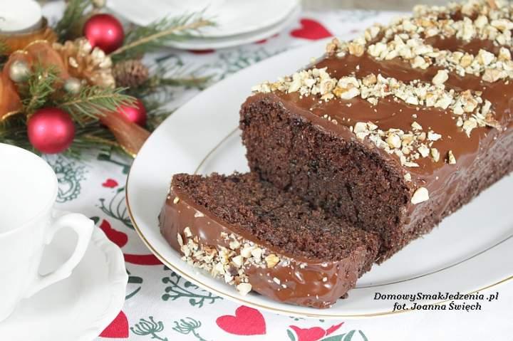 błyskawiczne ciasto piernikowe bez miodu