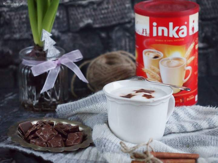 Inka waniliowa z cynamonem / Vanillla cinnamon chicory coffee