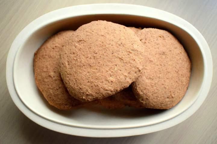 Dyniowe ciasteczka jaglane – bezglutenowe, wegańskie :)