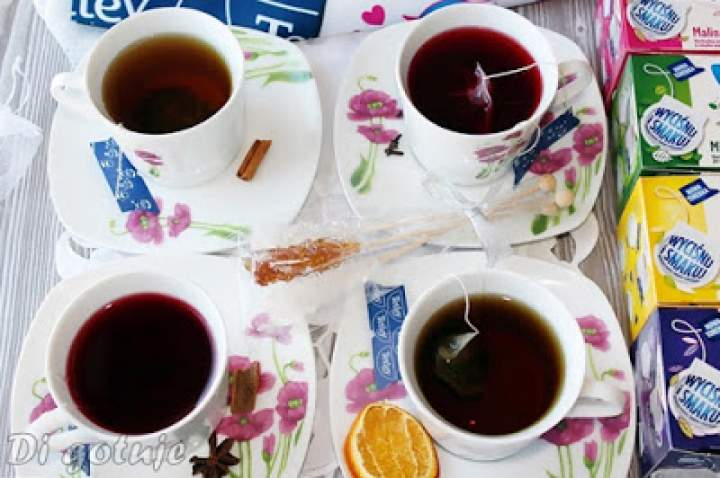 Tetley – wyciśnij i smakuj – recenzja