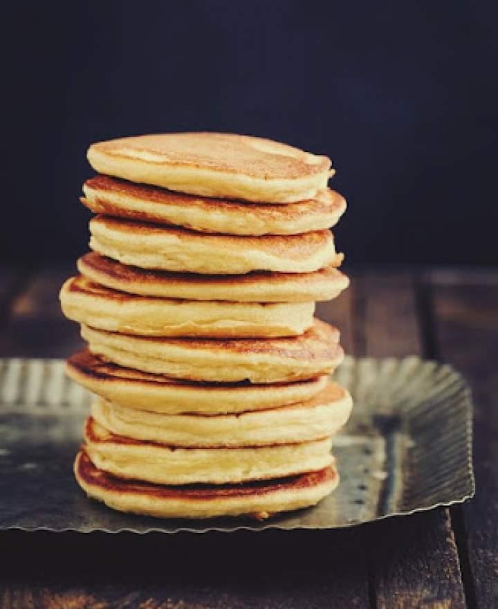 Piernikowe pancakes