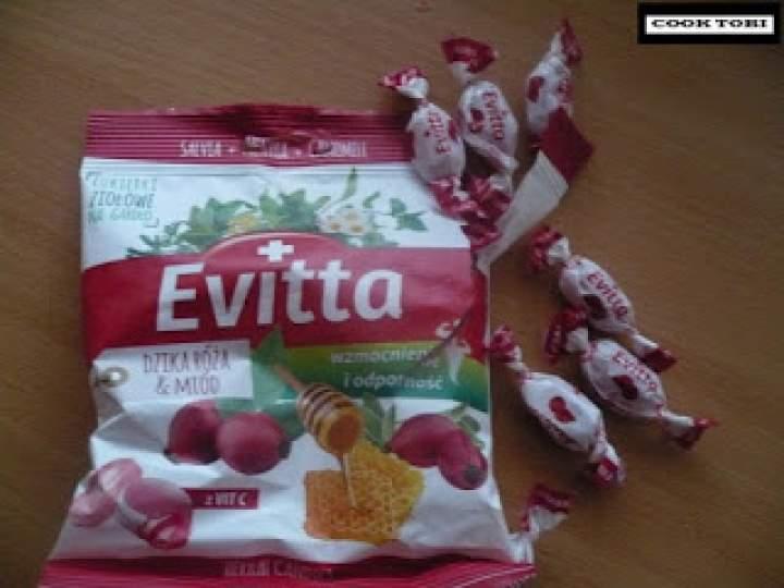 RECENZJE – ziołowe cukierki Evitta