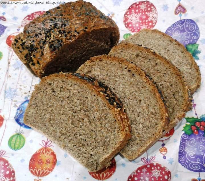 Błyskawiczny chleb domowy