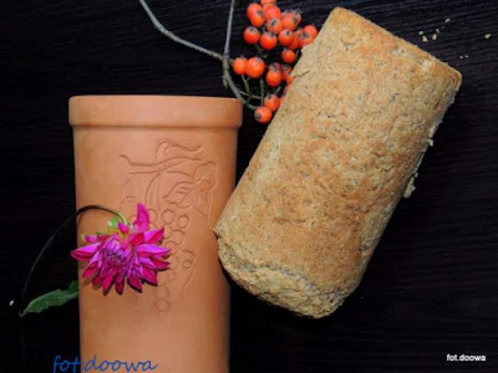 Pszenno – owsiany chleb z komina