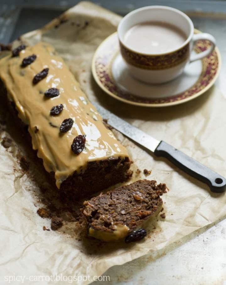 Bezglutenowe ciasto marchewkowe na shake'u Arbonne