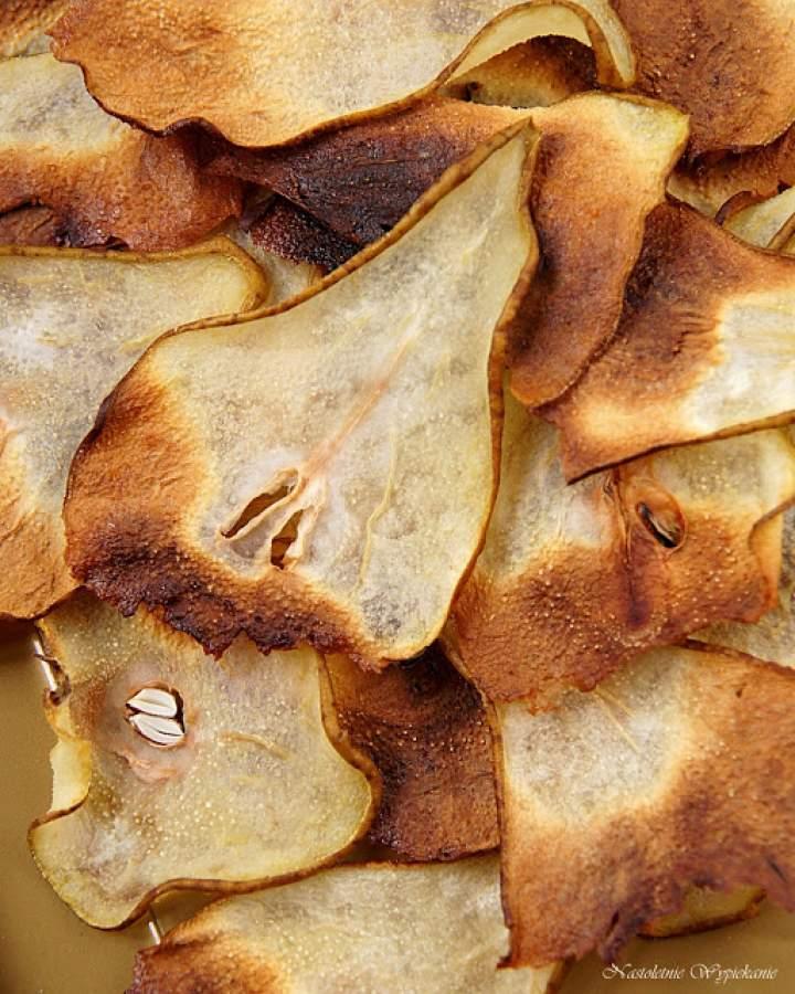 Chipsy gruszkowe