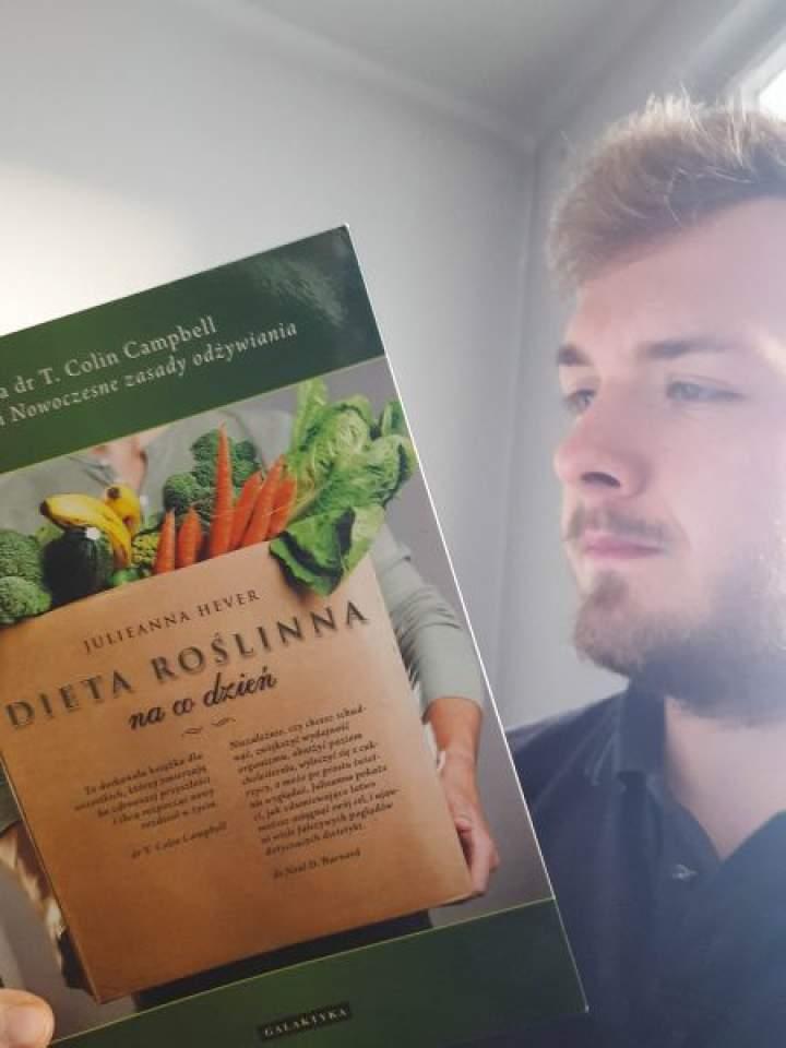 """Dieta roślinna na co dzień"""