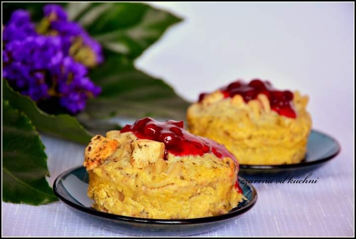Muffinki jajeczne