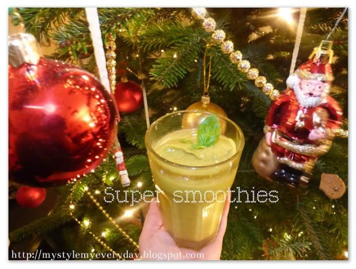 Detoks po świętach czyli super smoothie – Super smoothies