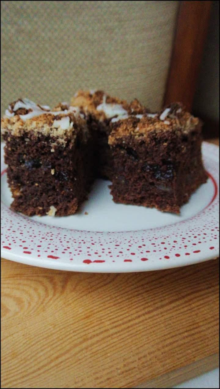 Najlepsze wegańskie ciasto czekoladowe