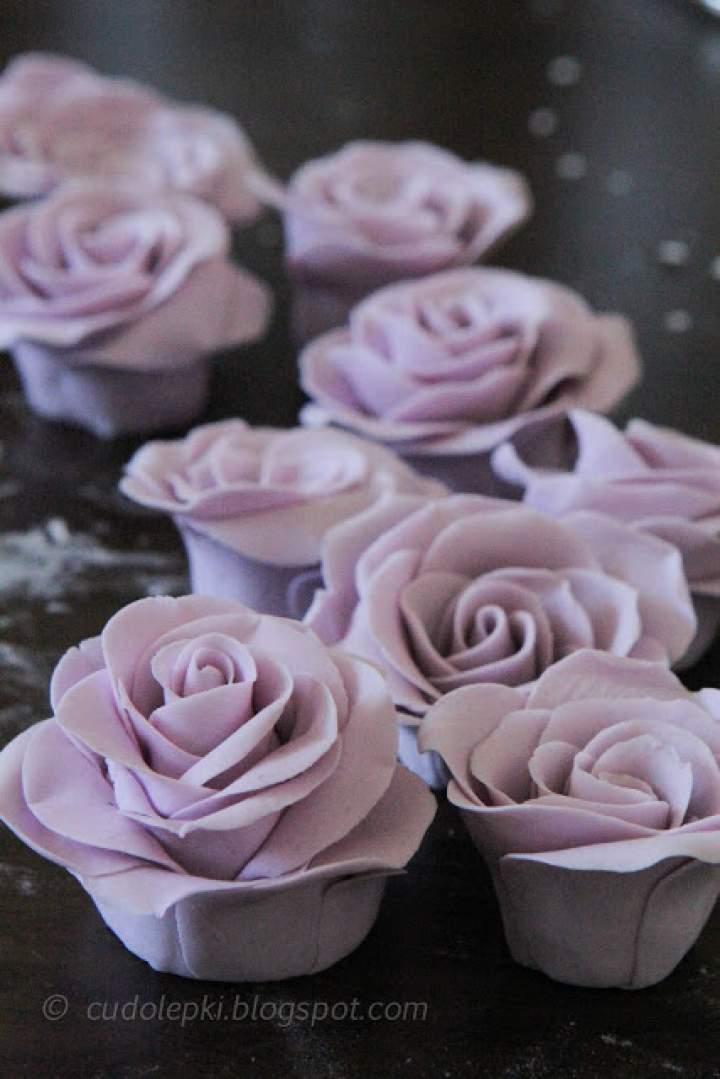 Weselne róże