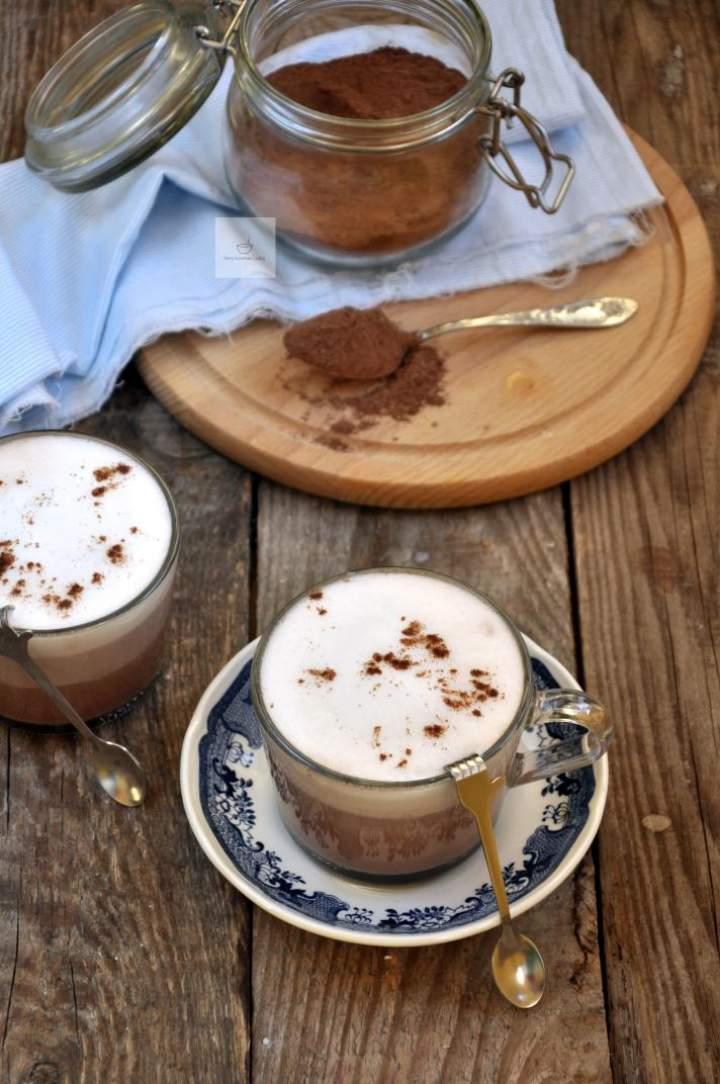 Domowa mieszanka kakao