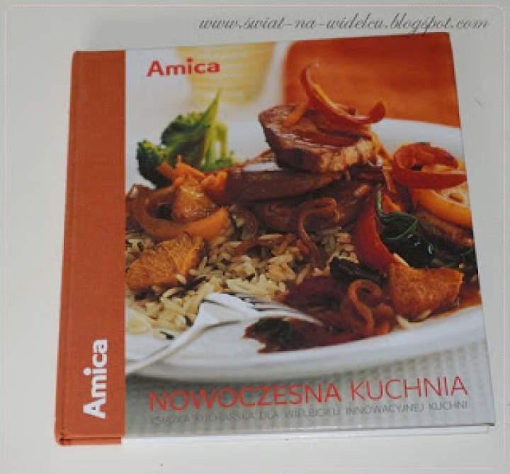 Recenzja książki Nowoczesna kuchnia i przepis