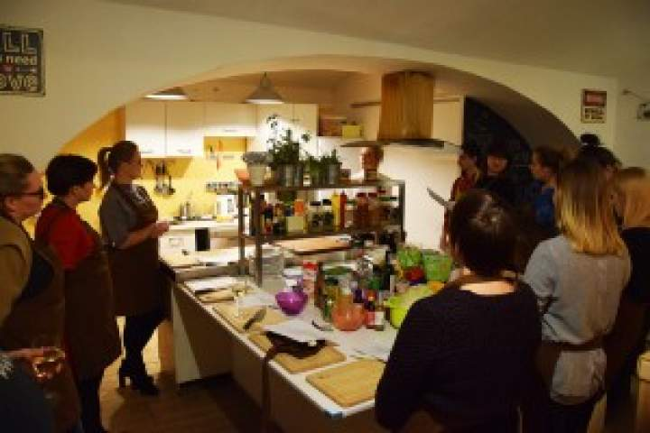 Warsztaty kulinarne wrestauracji Bosko wPrzemyślu