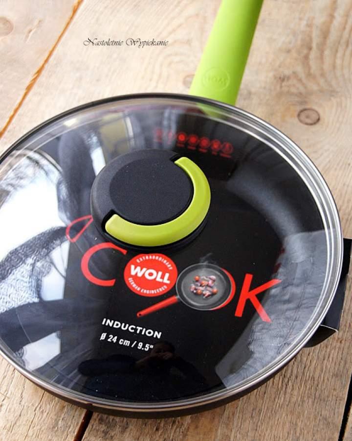 Recenzja patelni WOLL Just Cook+ KONKURS!