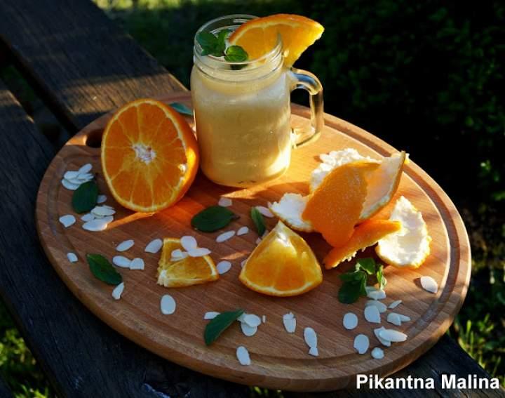 Koktajl z pamarańczy