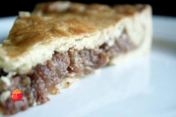 Old English Apple Pie
