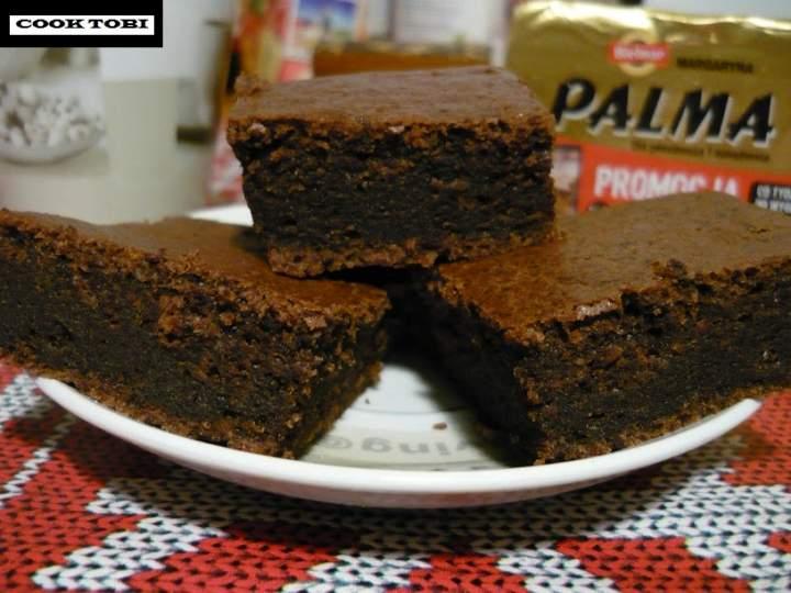 Ciasto czekoladowe Piwny Bambo