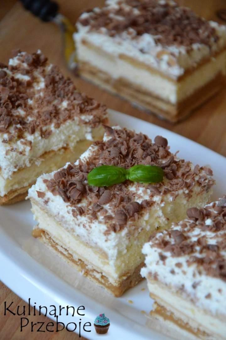3 bit – ciasto bez pieczenia