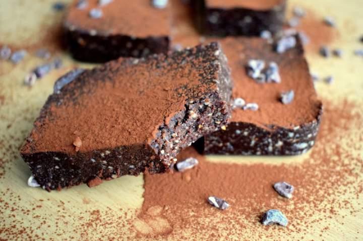 Surowe brownie – najpyszniejsze, najzdrowsze! :)
