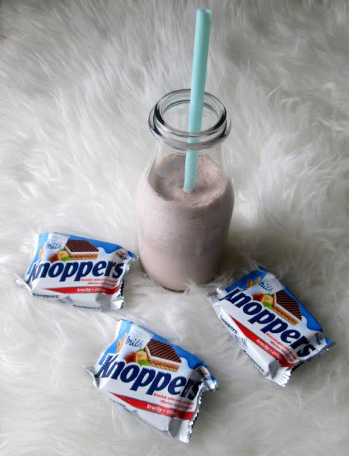 Shake lodowy Knoppers