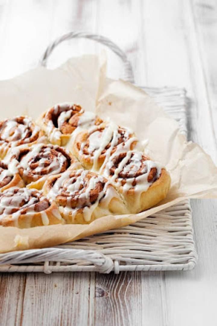 Bułeczki cynamonowe – Cinnabons