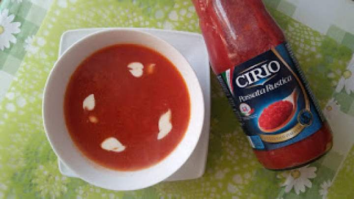Cirio Passata Rustica – naturalny przecier pomidorowy