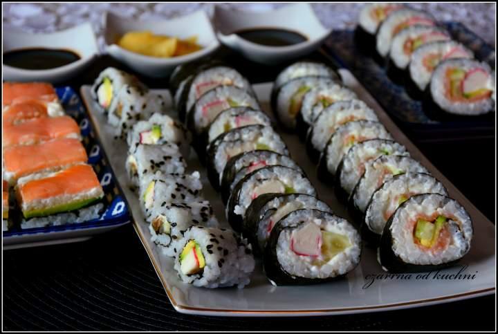 Oshi Sushi i FutoMaki