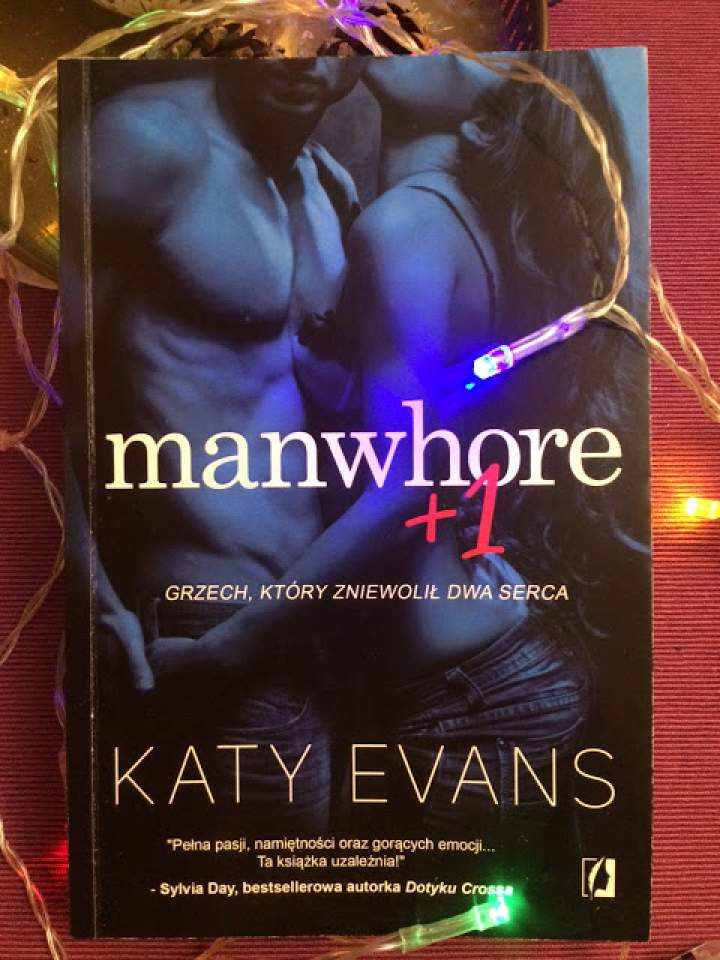 """Manwhore +1"" – recenzja książki"