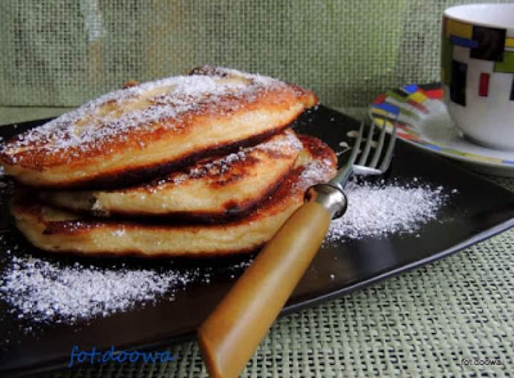 Pankejki – Pancakes amerykańskie