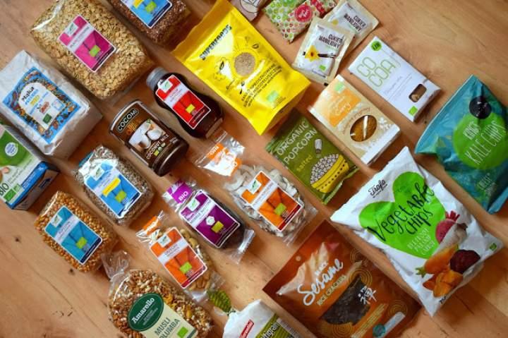 Zdrowe zakupy spożywcze #1 :)