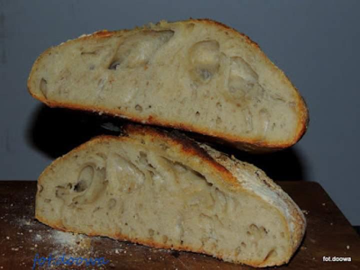 Chleb wiejski dla lenia
