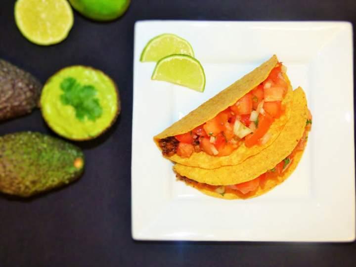 Tacos z wołowiną