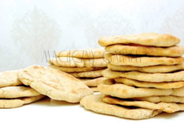 Tradycyjny chlebek pitta