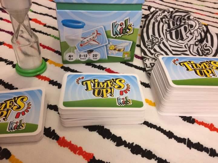 Time's Up! Kids – propozycja gry dla dzieci