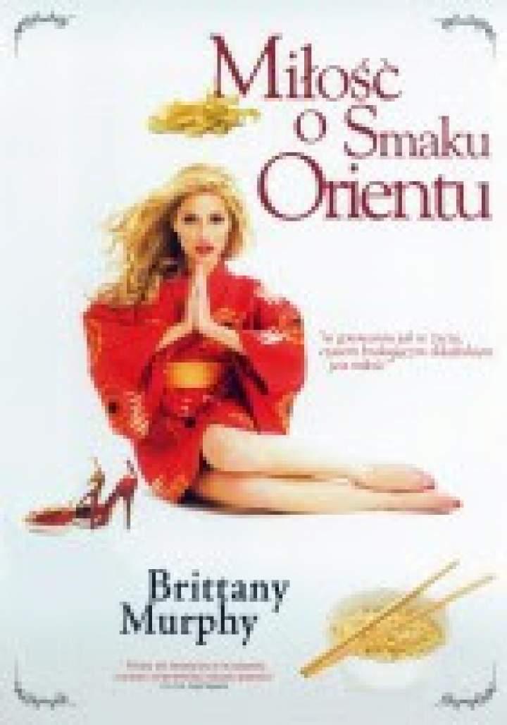 """""""Miłość o smaku Orientu"""" zaproszenie na film"""