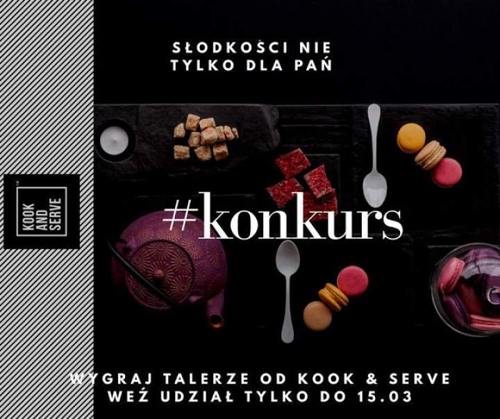 KONKURS Z KOOK AND SERVE