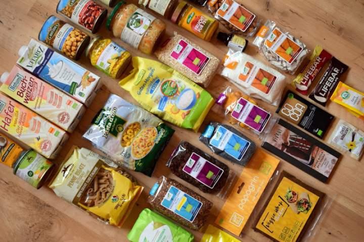 Zdrowe zakupy spożywcze #2 :)