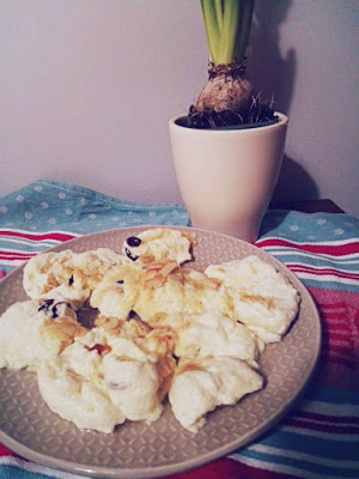 Leniwe chmurki na śniadanie