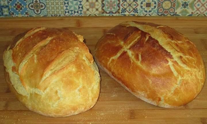 Chleb powszedni, chrupiąca skórka, pomada…